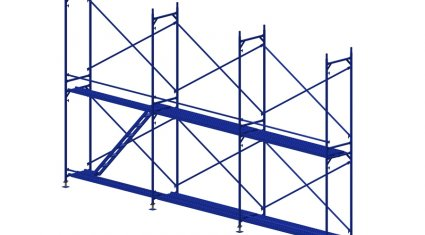 H TYPE SCAFFOLDING (SECURE STAIR SCAFFOLDING)