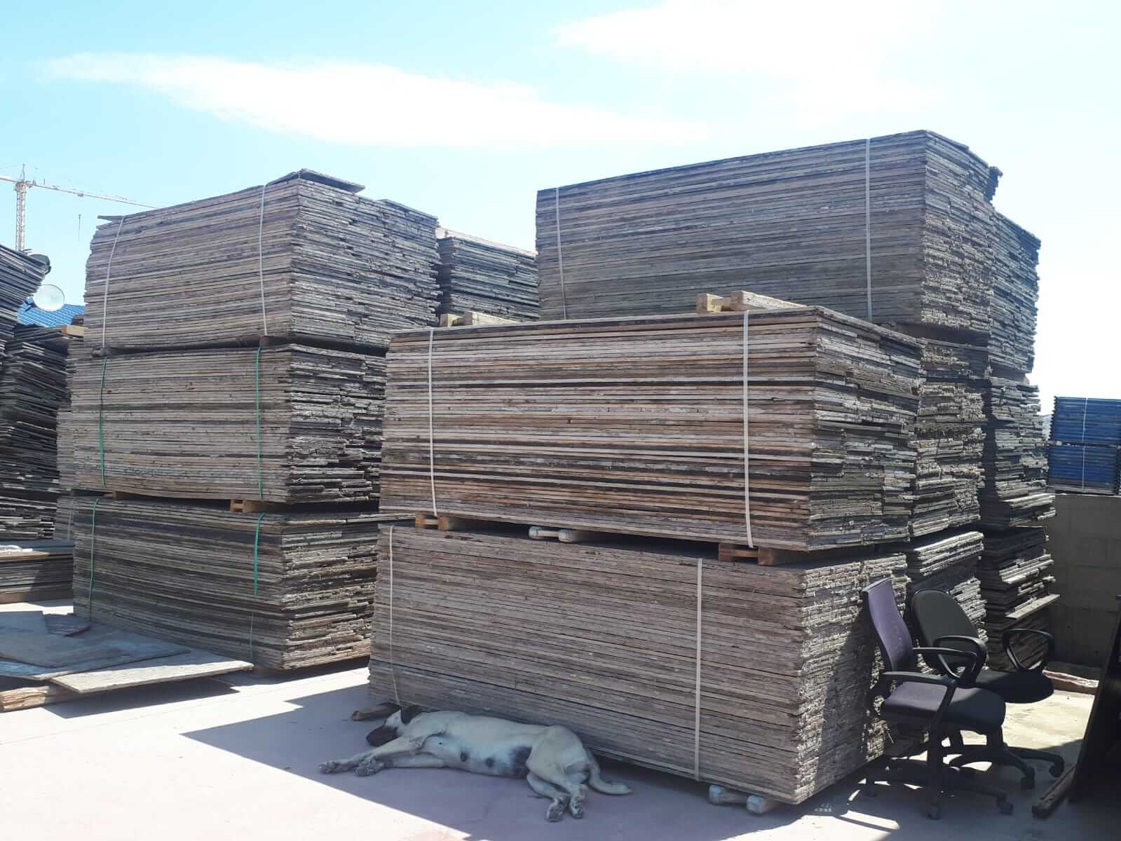 Second Hand Plywood Prices