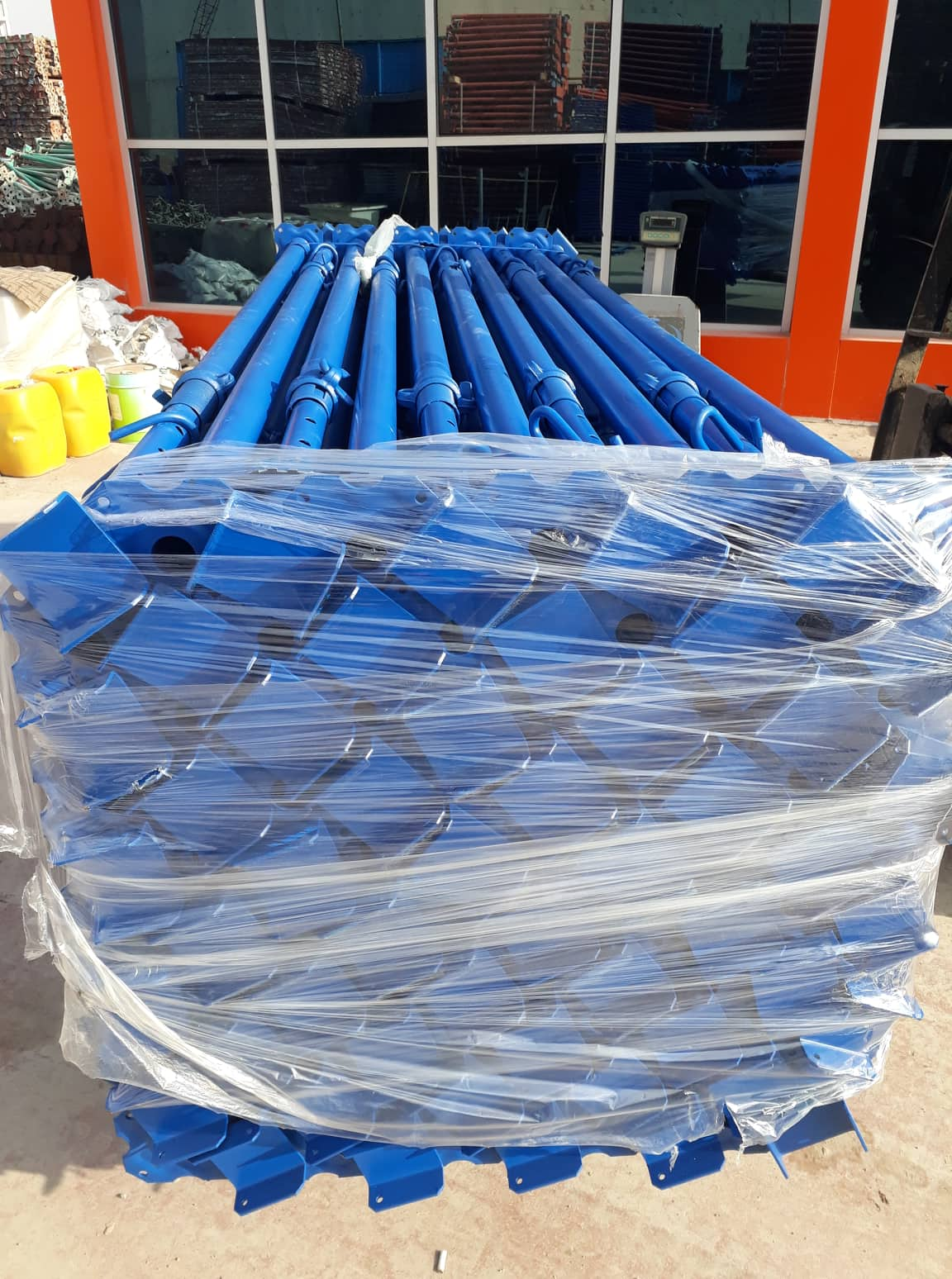 Telescopic Mast (4mt Special Size)